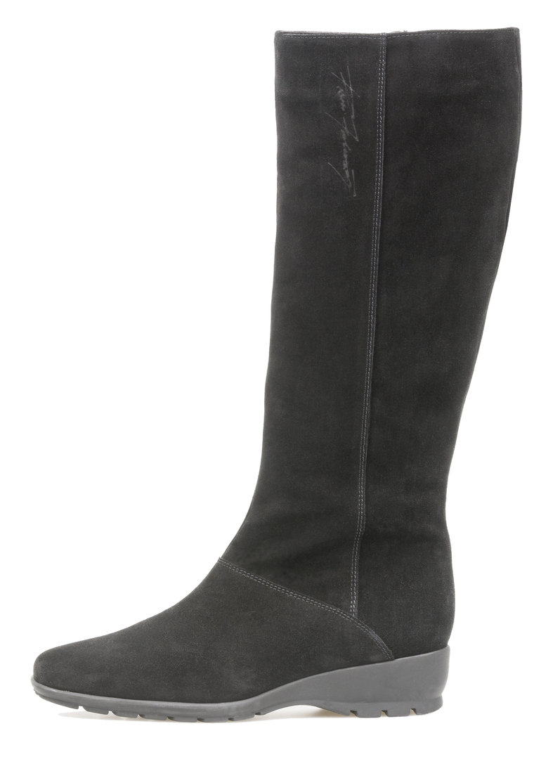 bb02b564448a Pertti Palmroth boot black suede -40% - High quality shoes for women