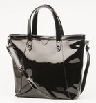 Palmroth bag black patent