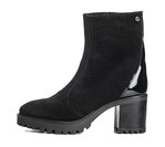 Ramona ankle boot black suede 83183