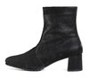 Vegtile ankle boot mid high heel 83105
